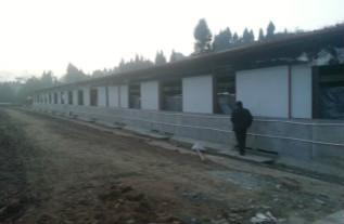 仪陇县养殖场工程建设案例